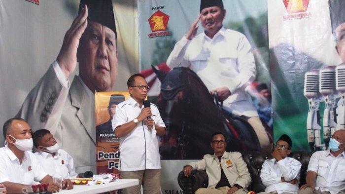 Mulai Tebar Jangkar di Kota Bogor, DPC Partai Gerindra Kukuhkan 4 Ranting
