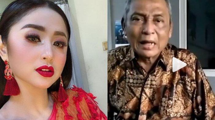 Mimpi Gigi Copot, Dewi Perssik Ungkap Tangisan Terakhir Ayah: Jika Saya Meninggal Anakku Bagaimana?