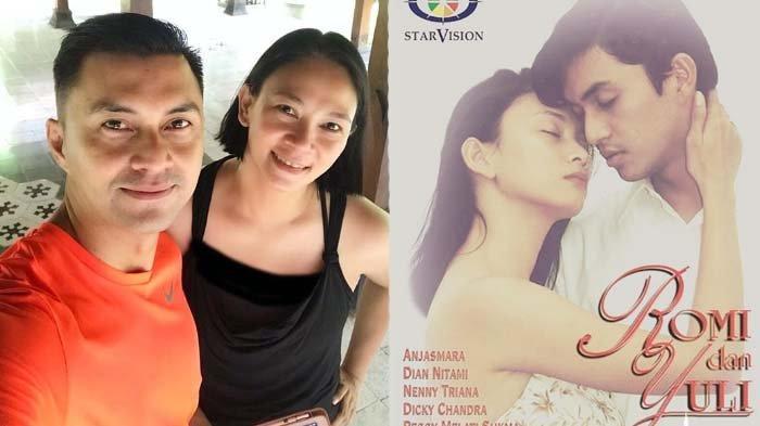 20 Tahun Dinikahi Anjasmara Berawal dari Sinetron Romi & Yuli, Dian Nitami:Cinlok Jadi Cinta Beneran