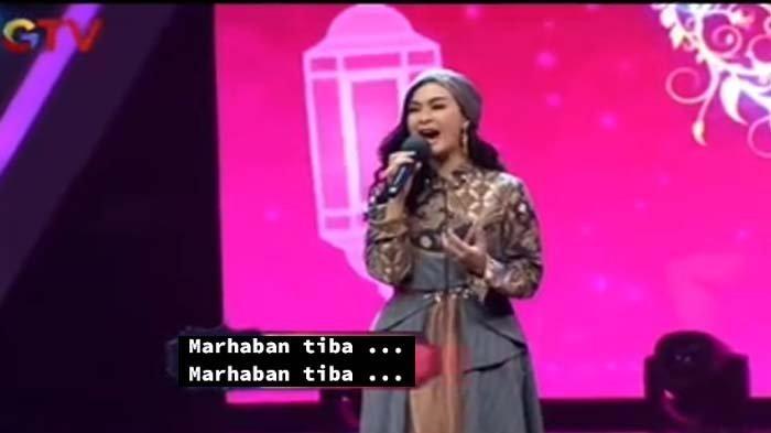 Diazab netizen gara-gara salah lirik nyanyi Ramadhan Tiba, Iis Dahlia bereaksi ini