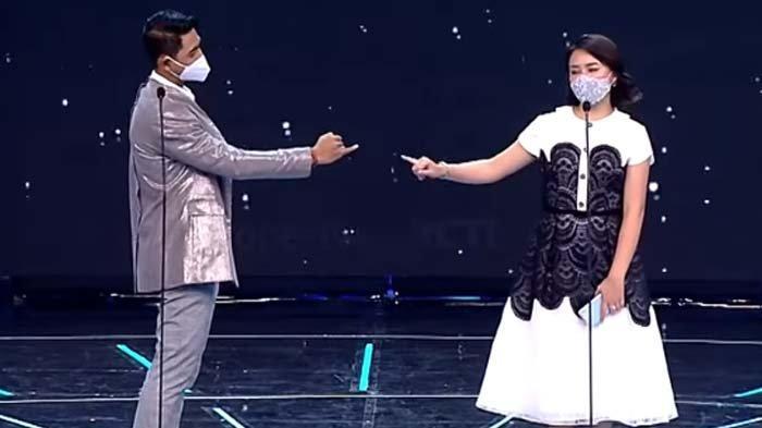 Dibohongi di Ikatan Cinta, Andin gugat cerai suami, Aldebaran minta maaf di Live TV