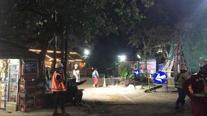 Jalan Sholeh Iskandar Bogor Sudah Berlaku Dua Arah