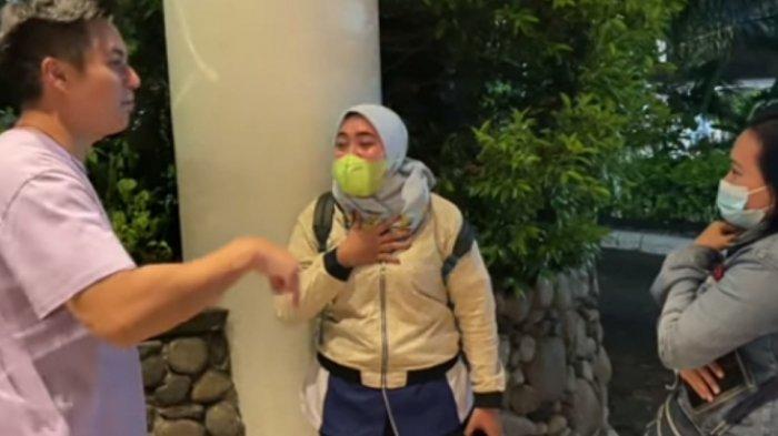 Dicurigai Curi Uang Segepok Milik Baim Wong, 2 Wanita Nangis Temui Suami Paula, Takut Disebut Penipu