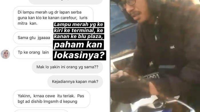 Polisi Usut Kasus Pelecehan Seksual pada Wanita di Persimpangan Bekasi Square