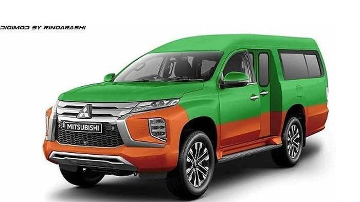 Beredar Kabar Mitsubishi Pajero Sport Bakal Jadi Angkot Bogor, Cek Faktanya di Sini