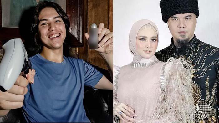 Mulan Jameela Lari Ketakutan Dijahili Suami, Ahmad Dhani Ngakak, Komentar El Rumi Jadi Sorotan