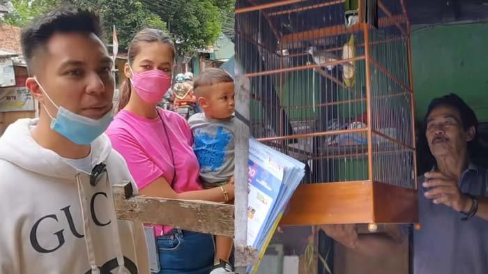 Dikecam Karena Marahi Pedagang Burung, Baim Wong Ajak Paula Minta Maaf : Saya Gak Enak Hati