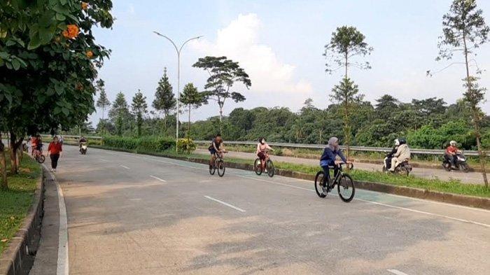 Long Weekend, Tempat Ini Menjadi Sasaran Sejumlah Warga Cibinong Kabupaten Bogor