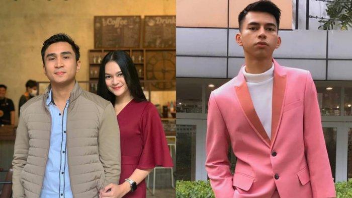 Pasrah Pacar Barunya Didekati Dimas Ahmad, Lutfi Agizal Menyerah : Nih Bro Nomornya Kalau Mau