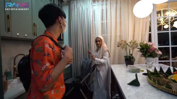 Lama Menghilang, Dimas Akhirnya Pulang, Nagita Syok Lihat Tubuh Kembaran Raffi Ahmad: Astaghfirullah