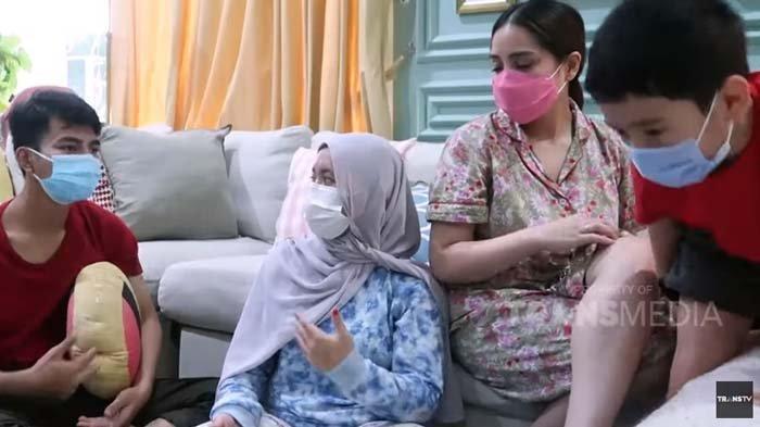 Rafathar Bandingkan Jumlah Mantan Dimas dengan Raffi Ahmad, Nagita Slavina Geleng Kepala : Parah !