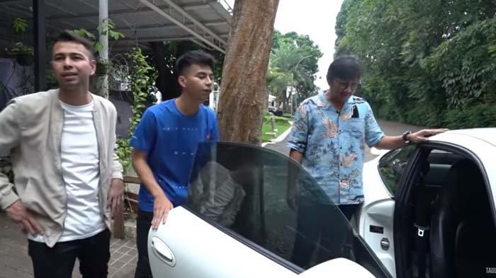 Dimas Dikomporin Andre Taulany Beli Mobil Mewah, Raffi Ahmad Sebal : Belum Juga Sebulan Jadi Artis