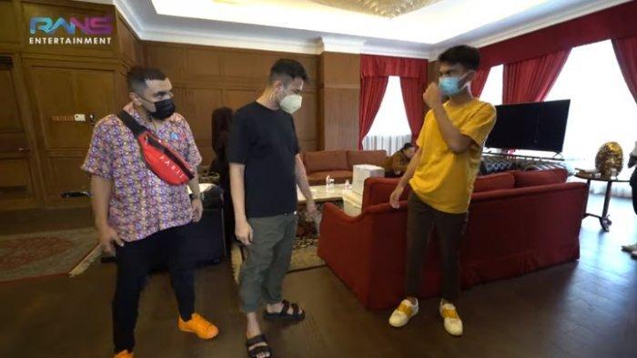 Dimas Pakai Sepatu Raffi Ahmad Tanpa Izin, Manajer Nagita Slavina : Lu Pikir Toko