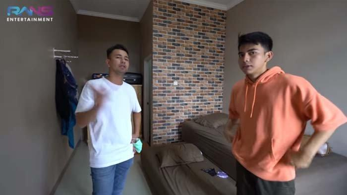 Nagita Beberkan Penyebab Dimas Tak Betah Tinggal di Andara, Raffi Ahmad Terkejut : Beneran ?