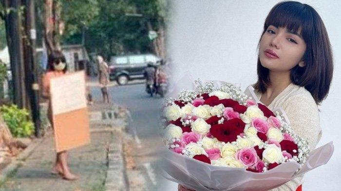Dinar Candy Pakai Bikini Protes PPKM, Mahasiswa Muslim Bakal Lapor Polisi : Sensasi Murahan