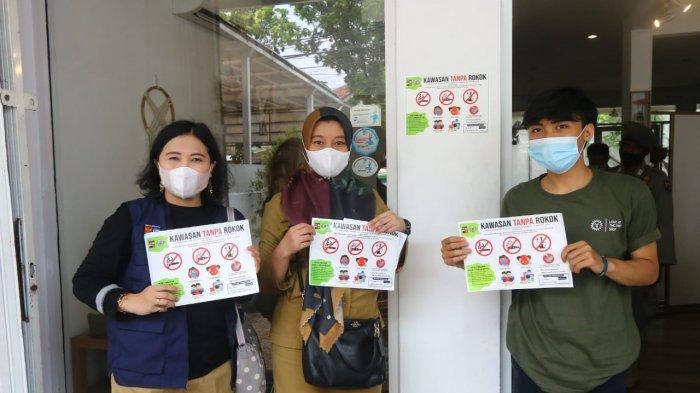 Dinkes Kota Bogor Gencar Kampanyekan Hidup Sehat Tanpa Tokok