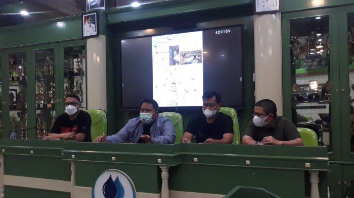 Pipa PDAM Kota Bogor Bocor Lagi, Suplai Air Akan Terhenti Selama 12 Jam Lebih