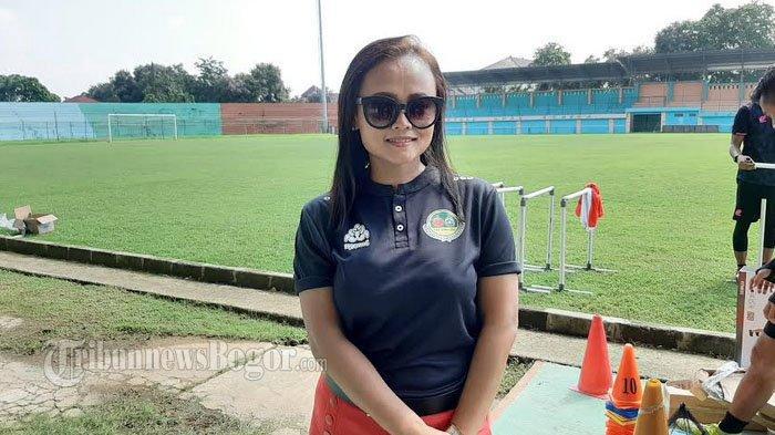Aktif di Women Football, Esti Puji Lestari Berharap Dilirik PSSI