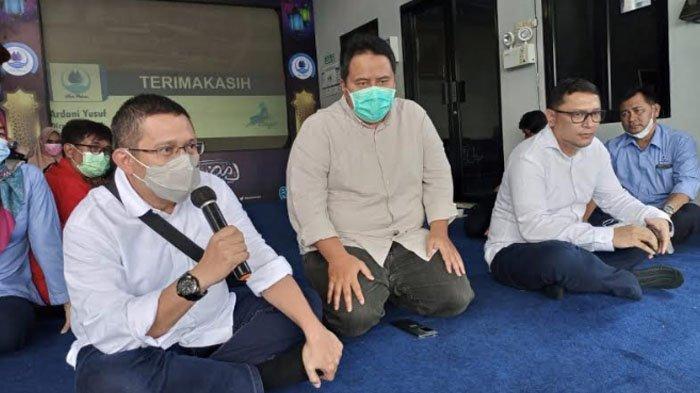 Prumda Tirta Pakuan Kota Bogor Gratiskan Tagihan Masjid se-Kota Bogor selama Bulan Ramadhan