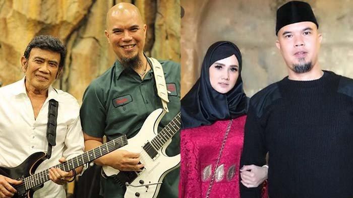 Disebut 'Hareem'-nya Ahmad Dhani, Penampilan Mulan Jameela Ditegur Rhoma Irama, Sindir Ganti Kostum