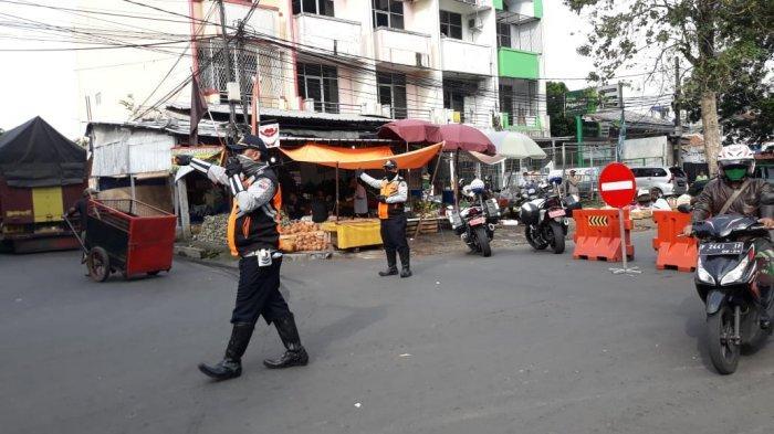 Tunggu Hasil Swab, Petugas Dishub Bogor yang di Lapangan Off Sementara