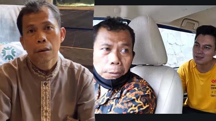 Disinggung jadi artis, Pak Slamet sopir Baim Wong blak-blakan akui ingin bekerja ini