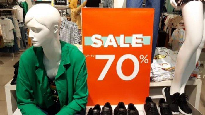 Bogor Great Sale 2020, Cibinong City Mall Beri Diskon hingga 70 Persen
