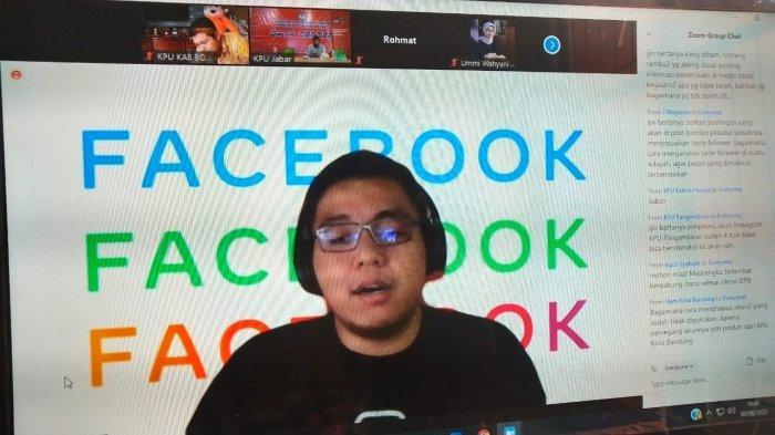 KPU Didorong untuk Maksimalkan Media Sosial dalam Pendidikan Pemilih