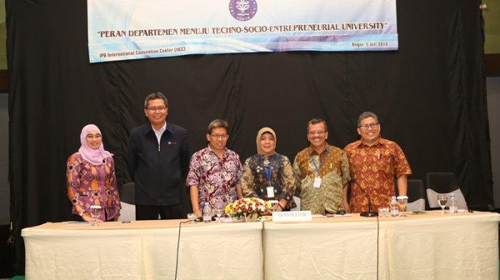IPB Bentuk Sekolah Kepemimpinan untuk Cetak Dosen Unggul