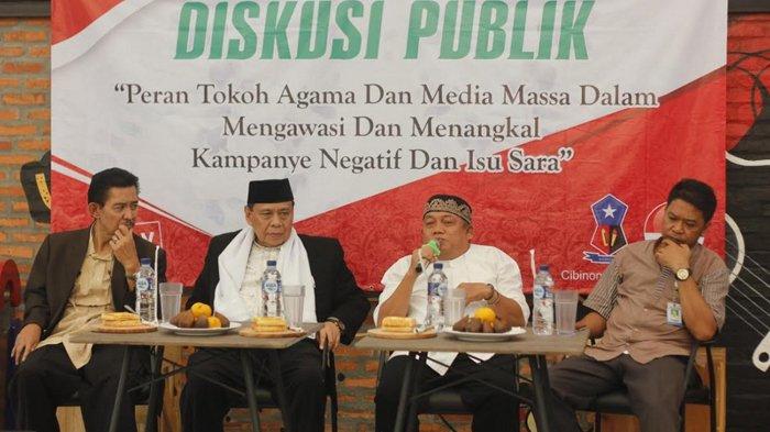 Ketua MUI Kabupaten Bogor: Jangan Biarakan Kampanye Hitam dan Isu SARA Menyebar di Pilpres 2019