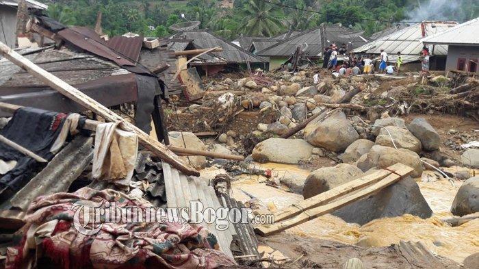Ratusan Rumah di Bogor Diterjang Batu-batu Besar, Warga Bingung Asalnya dari Mana