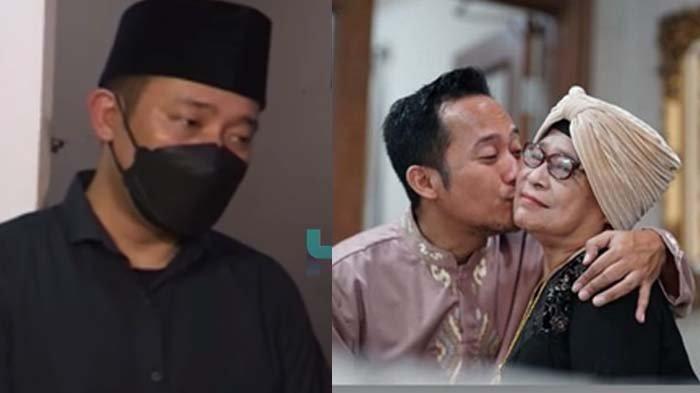 Video Terakhir Ibu Denny Cagur Sebelum Meninggal Dunia, Teh Santi Terharu : Padahal Mamah Lagi Drop