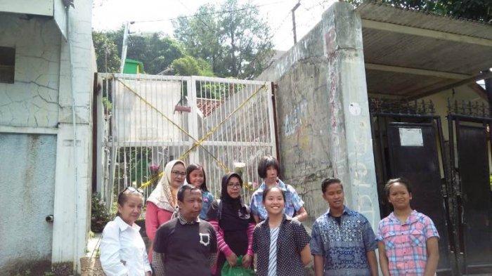 Polisi Tak Mampu Tangkap Penusuk Siswi SMK Bogor, Warga #HelpNoven Gelar Doa Bersama