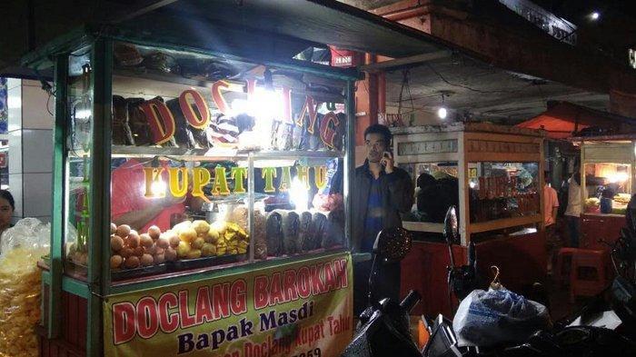 Rekomendasi Kuliner di Jembatan Merah Bogor, Doclang Legendaris hingga Kupat Tahu