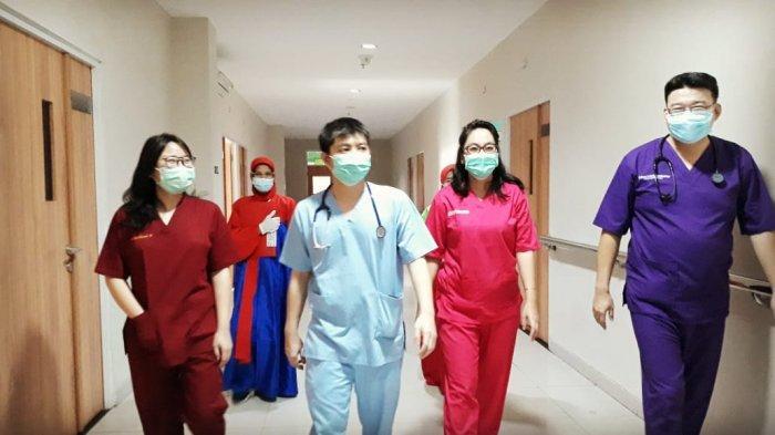 Pakai Baju Khas, RS Vania Bogor Bikin Pasien seperti Sedang di Rumah Sakit Korea