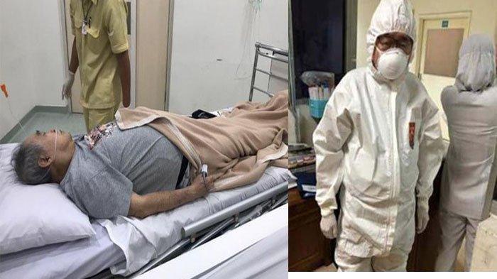 Keluarga Ungkap Kondisi Dokter Handoko Pasca Rawat Pasien Covid-19, Komunikasi Masih Dibatasi