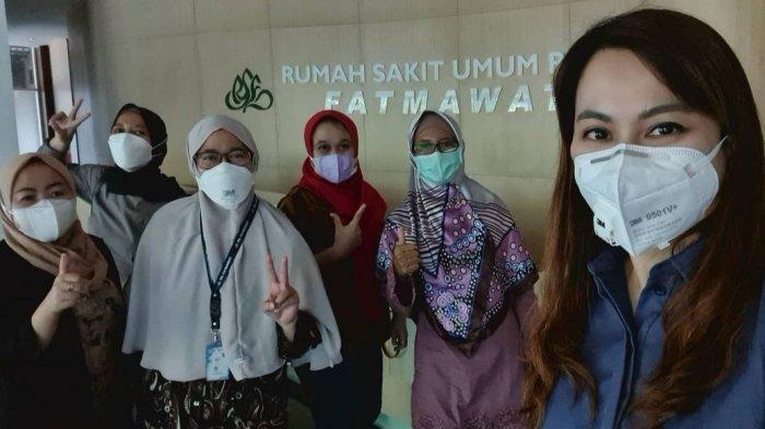 Dokter Spesialis Anak, dr. Melisa Anggraeni, M Biomed, Sp.A