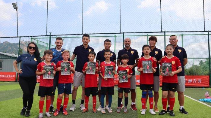 General Manager Qingdao Red Lions Sebut Biaya Swab Test untuk Event Sepak Bola di China Terjangkau
