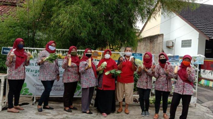 Saling Bantu Saat Pandemi Covid-19, Warga Gang Kelor Bogor Donasi Sayur dan Lauk