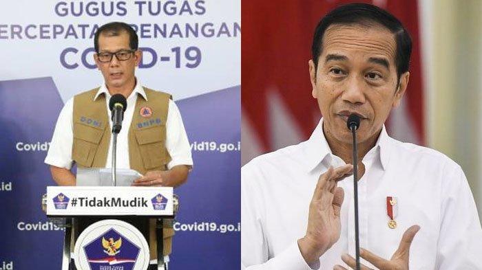 Gantikan Doni Monardo, Presiden Jokowi Akan Lantik Kepala BNPB Baru Ganip Warsito