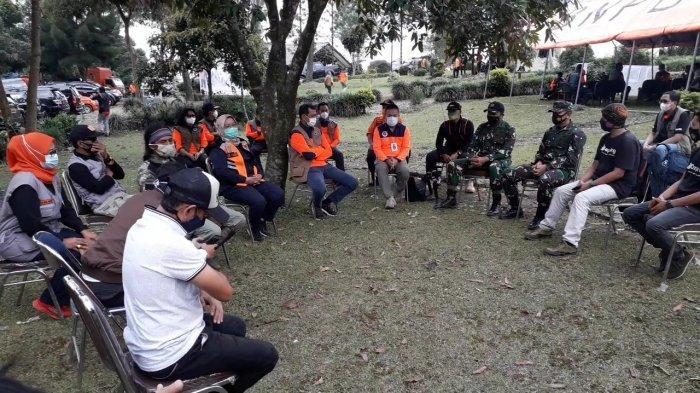 Antisipasi Potensi Bencana, Kepala BNPB Tinjau Titik Nol Sungai Ciliwung di Puncak Bogor