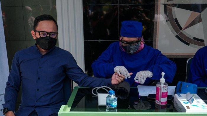 Wali Kota Bogor Bima Arya Ajak Penyintas Covid-19 Donor Plasma Konvalesen