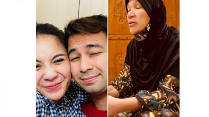 Selesai Bertugas Jadi Sopir Raffi Ahmad, Dorce Gamalama Dapat Hadiah Spesial dari Nagita Slavina