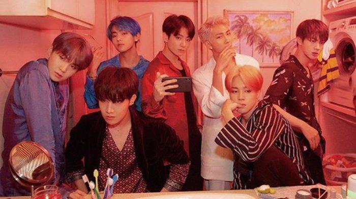 Akan Dirilis Februari 2020, Album BTS Map of The Soul: 7 Sudah Pecahkan Deret Rekor Ini