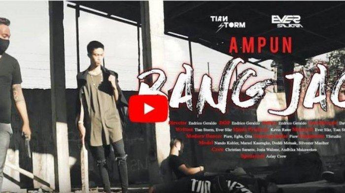 Link Download Lagu TikTok Ampun Bang Jago DJ MP3, Lirik Lagu Viral Sorry Bang Jago