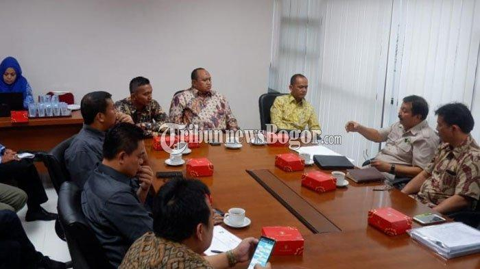 Dinding Mal di Tajur Ambruk, Pimpinan DPRD Kota Bogor Panggil Pengelola