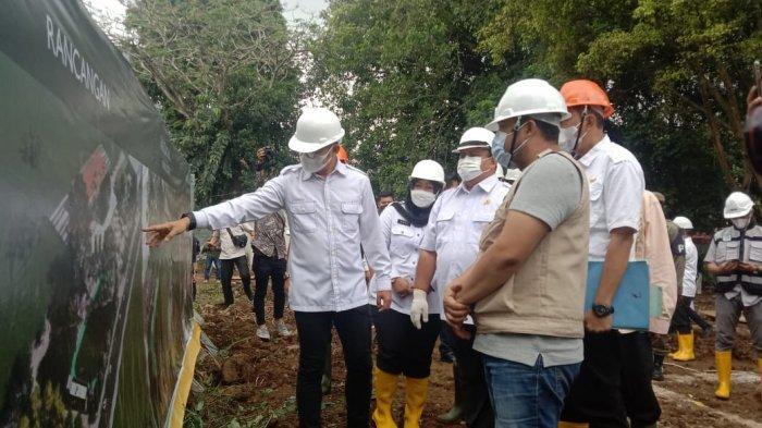 DPRD Janji Bakal Awasi Pembangunan Alun-alun dan Masjid Agung di Kota Bogor