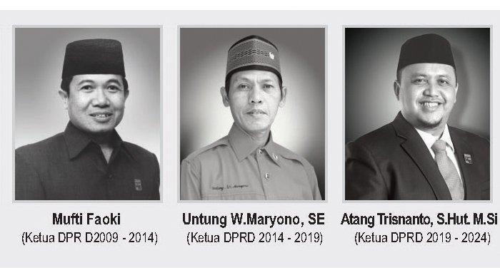 DPRD Kota Bogor dulu dan sekarang.
