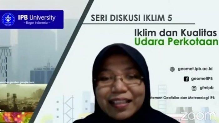 Konsentrasi Pencemar Udara di Jakarta Berbentuk Partikulat, Ahli IPB University: Mobilitas Tinggi