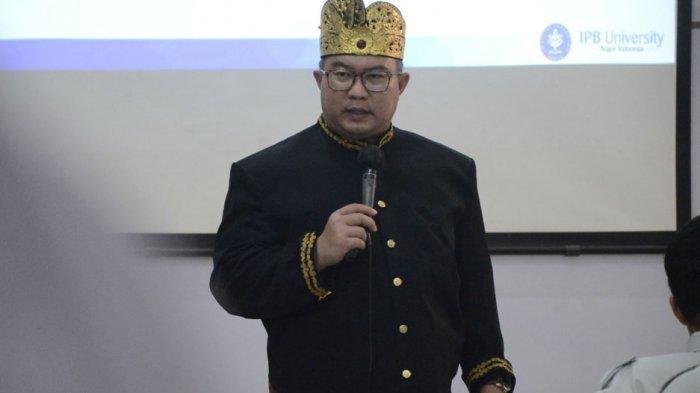 Rektor Arif Satria Positif Covid-19, IPB Minta Doa untuk Kesembuhan
